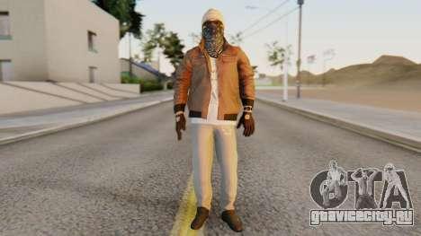 [BF Hardline] Gang Enforcer для GTA San Andreas второй скриншот