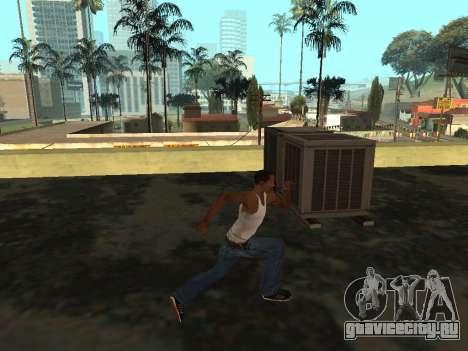 Анимации из GTA Vice City для GTA San Andreas седьмой скриншот
