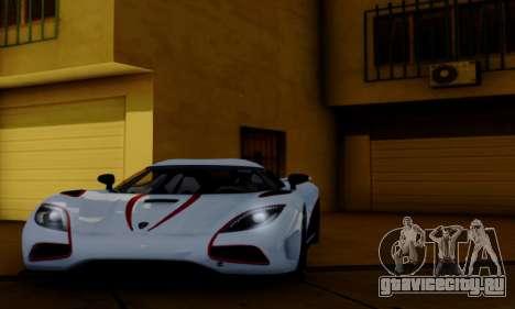 Inul ENB для GTA San Andreas четвёртый скриншот