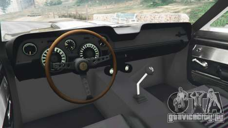 Ford Mustang GT500 1967 для GTA 5