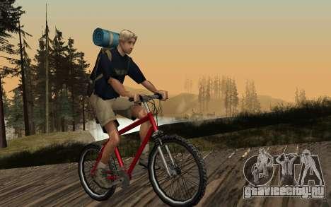 New Sky для GTA San Andreas