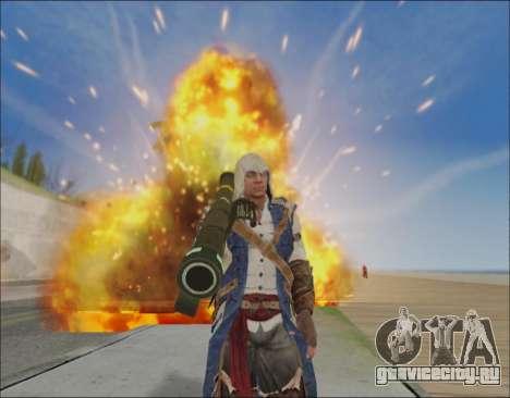 Flash ENB для GTA San Andreas второй скриншот