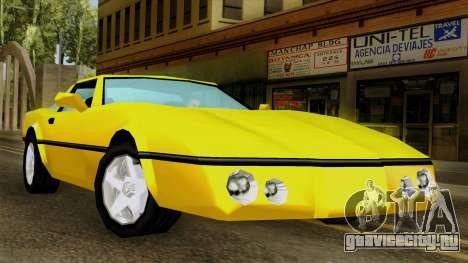 Banshee from Vice City Stories для GTA San Andreas