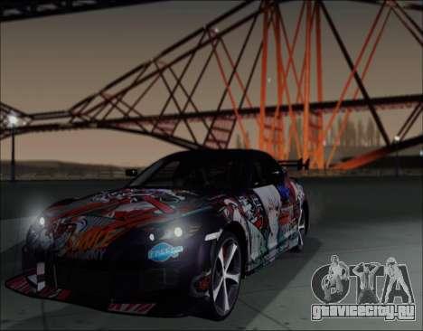 Flash ENB для GTA San Andreas