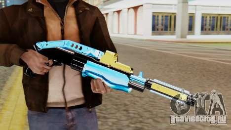 Fulmicotone Shotgun для GTA San Andreas третий скриншот