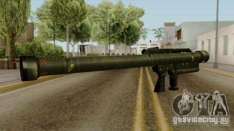 Original HD Heatseek для GTA San Andreas второй скриншот