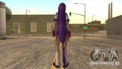 Ikkanu для GTA San Andreas третий скриншот
