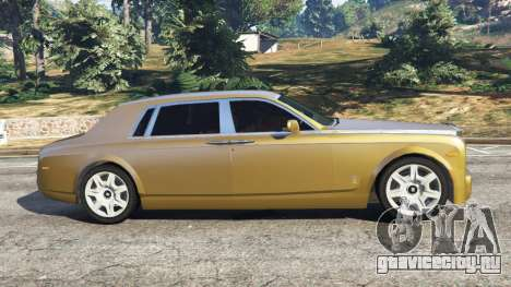 Rolls-Royce Phantom EWB v0.6 [Beta] для GTA 5
