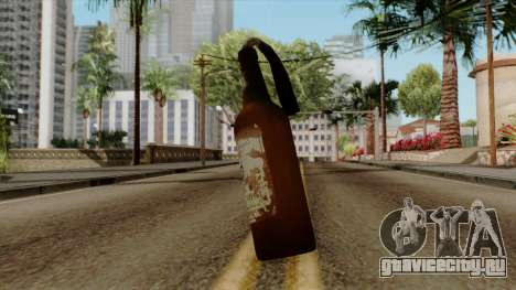 Original HD Molotov Cocktail для GTA San Andreas
