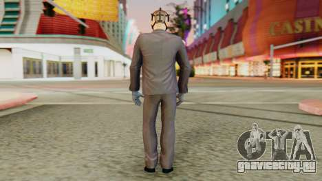 [PayDay2] Hoxton для GTA San Andreas третий скриншот