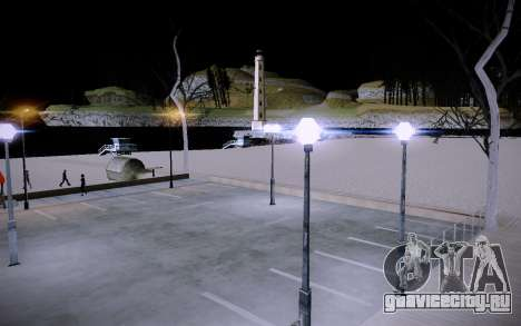 New Santa Maria Beach для GTA San Andreas восьмой скриншот