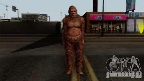 GTA 5 Bigfoot для GTA San Andreas второй скриншот