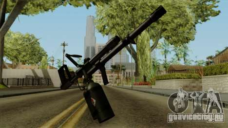 Original HD Flame Thrower для GTA San Andreas