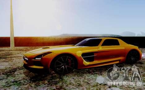 ENB Series HQ Graphics v2 для GTA San Andreas седьмой скриншот