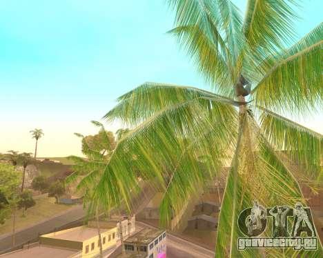 Пальмы из Crysis для GTA San Andreas