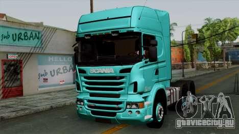 Scania R Topline для GTA San Andreas