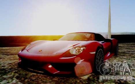 ENB Series HQ Graphics v2 для GTA San Andreas третий скриншот