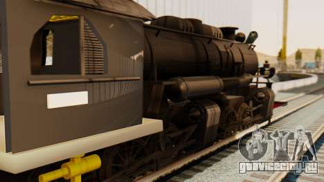 CC5019 Indonesian Steam Locomotive v1.0 для GTA San Andreas вид справа