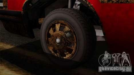 GTA 5 Albany Emperor Worn IVF для GTA San Andreas вид сзади слева