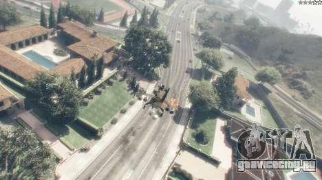 Realistic rocket pod 2.0 для GTA 5 десятый скриншот