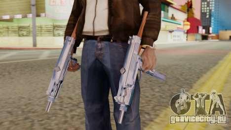 IMI Uzi v2 SA Style для GTA San Andreas третий скриншот