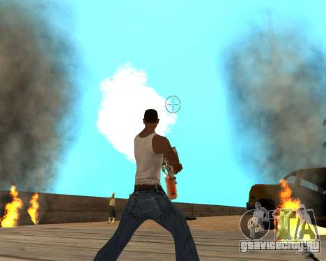 HQ Effects and Sun Final Version для GTA San Andreas седьмой скриншот