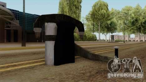 Original HD Jetpack для GTA San Andreas второй скриншот