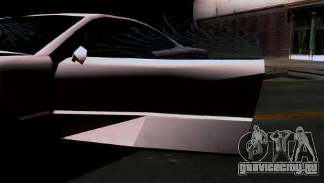Новые текстуры повреждений для GTA San Andreas четвёртый скриншот