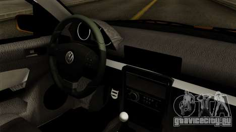 Volkswagen Golf 2004 Edit для GTA San Andreas вид справа