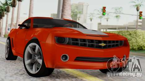 NFS Carbon Chevrolet Camaro IVF для GTA San Andreas