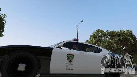 Raccoon City Vehicles для GTA 5 третий скриншот