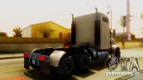 GTA 5 MTL Packer Trainer IVF для GTA San Andreas вид сзади слева
