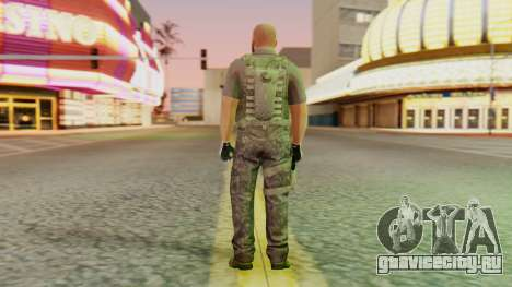 [GTA5] BlackOps2 Army Skin для GTA San Andreas третий скриншот