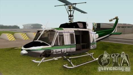 Bell UH-1N NAJA для GTA San Andreas