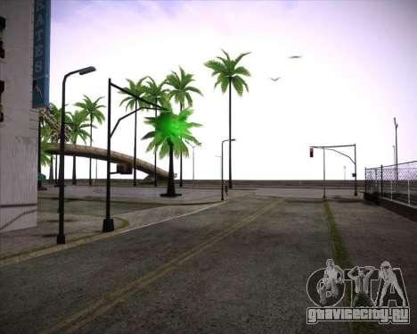 Professional Graphics Mod 1.2 для GTA San Andreas четвёртый скриншот