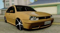 Volkswagen Golf 2004 Edit для GTA San Andreas