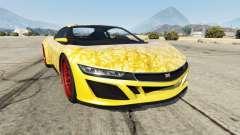 Dinka Jester (Racecar) Gold