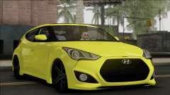 Hyundai Veloster 2012 для GTA San Andreas