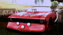 Ford Falcon XA Red Bat Mad Max 2 для GTA San Andreas