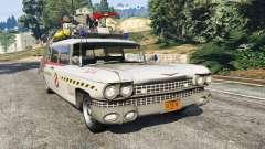 Cadillac Miller-Meteor 1959 ECTO-1 v0.1 [Beta] для GTA 5