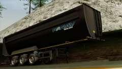 Panav Trailer для GTA San Andreas