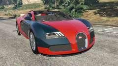Bugatti Veyron Grand Sport v3.3