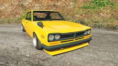 Nissan Skyline 2000 GT-R 1970 v0.3 [Beta] для GTA 5