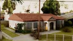 HD Grove Street для GTA San Andreas