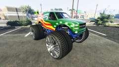 Vapid The Liberator The Legalizator для GTA 5