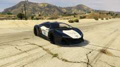 Lamborghini Police Zentorno LSPD v3.0