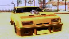 Ford Falcon XB Interceptor Mad Max для GTA San Andreas