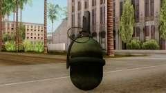Original HD Grenade для GTA San Andreas