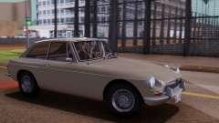 MGB GT (ADO23) 1965 IVF АПП