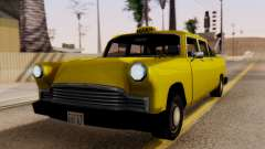 Cabbie New Edition для GTA San Andreas